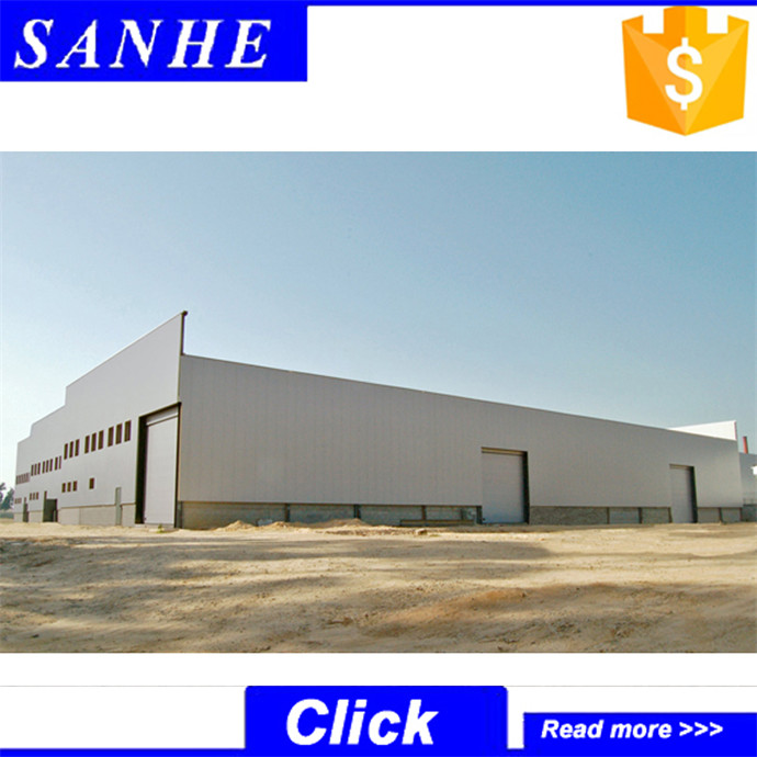 Light pre engineered metal multi-story warehouse storage building price
