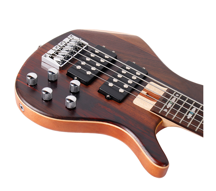 Bullfighter wholesale high grade 5 string electric bass guitar