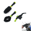 3 pc car cleaning set including 3 kinds of brushes both for bicycle