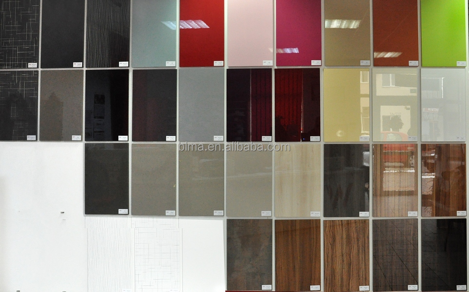 Blma F2 High Gloss Uv Mdf Sheet Uv Mdf Board Uv Coated Mdf