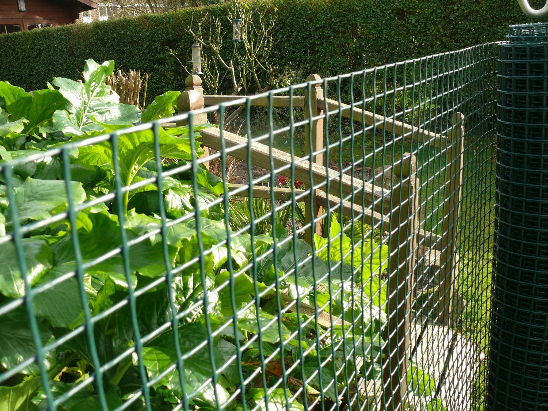 Garden Fence Plastic Trellis Mesh Netting - Buy Garden ...