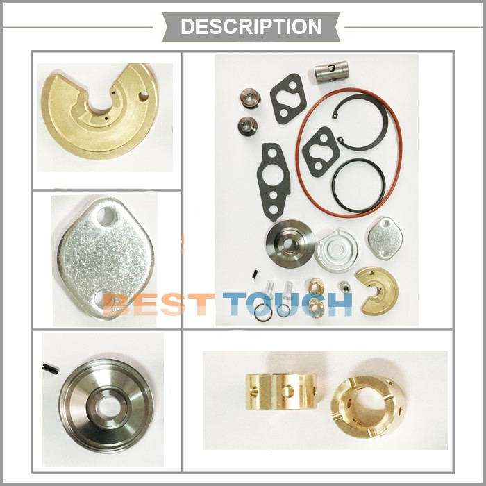 Oem 1720174040,1720174060 Ct20 Ct26 Turbo Charger Repair Kit For Toyota -  Buy Turbo Charger Repair Kit For Toyota,Ct20 Turbo Charger Repair Kit For