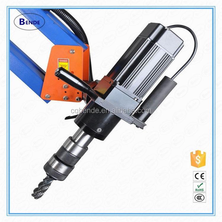 Magnetic Base Tapping Machine/tapping Machine Working Radius Of 2 0 Meters  - Buy Servo Electric Tapping Machine,Electric Tapping Machine,Servo