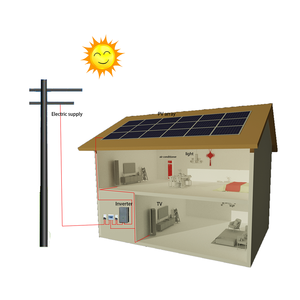 Excellent craftsmanship save electricity on/off Grid Tie PV System with Energy Storage MPPT Solar Hybrid Power Inverter