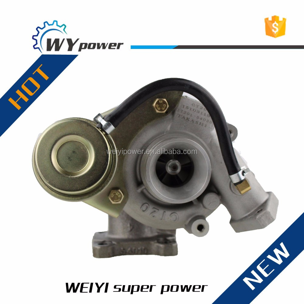 Small Precision Turbo: Ct20 17201-54030 Small Turbo Diesel Engine China