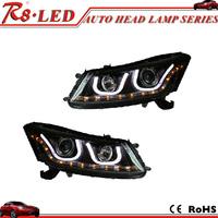 Guangzhou Ousipu Car Hid Headlight 09-11 Honda Fit Head Lamp Hid ...