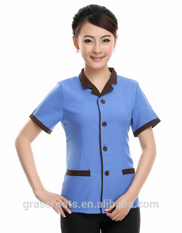 Hotel Uniform Design,Housekeeping Uniforms Design - Buy ...