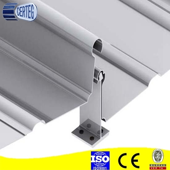 aluminium zink stehfalz dachplatte buy product on. Black Bedroom Furniture Sets. Home Design Ideas