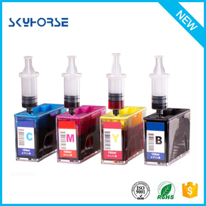 Super Value Pack! ink cartridge refill tool kit 100ML large compatible refill ink cartridge for HP Canon Epson Brother