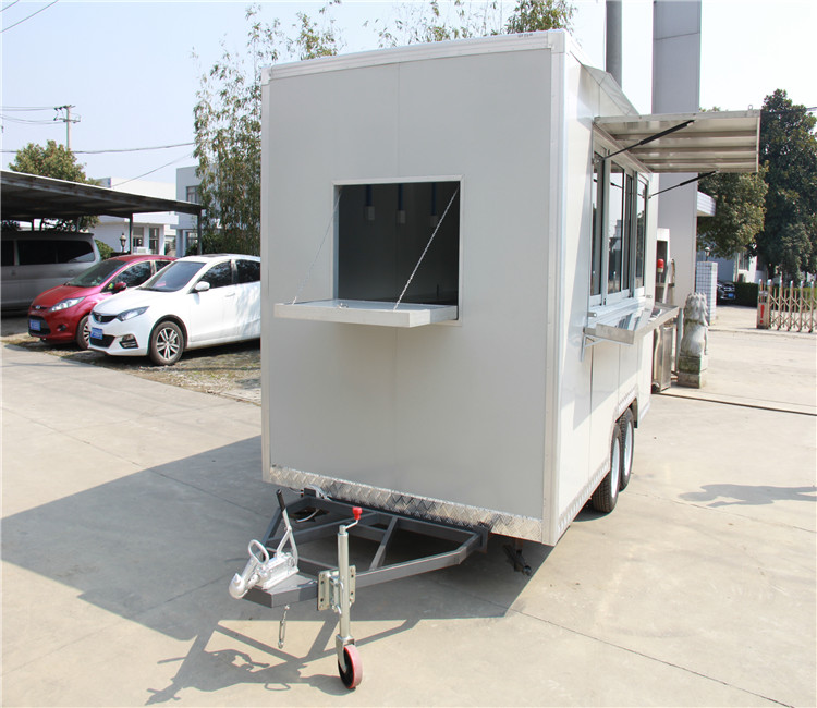 2017 Popular food Machinery food trailer for sale in houston tx
