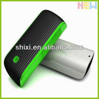 2013 haute Quatity Portable Mobile Power Bank avec LED
