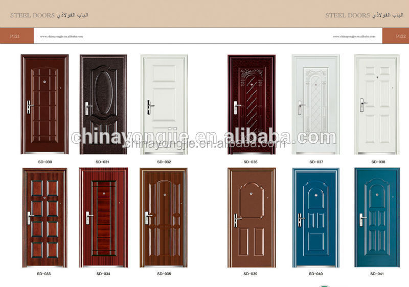 China Supplier Decorative Entrance Door Baby Safety Door Gate ...