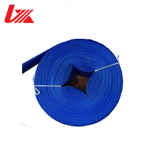 Best selling products 6 inch water pipe plastic flexible price good quality pvc fire hose