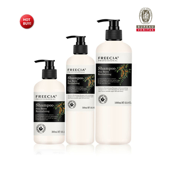 Freecia Professional Sulfate Free Shampoo For Oily Hair Products Curly