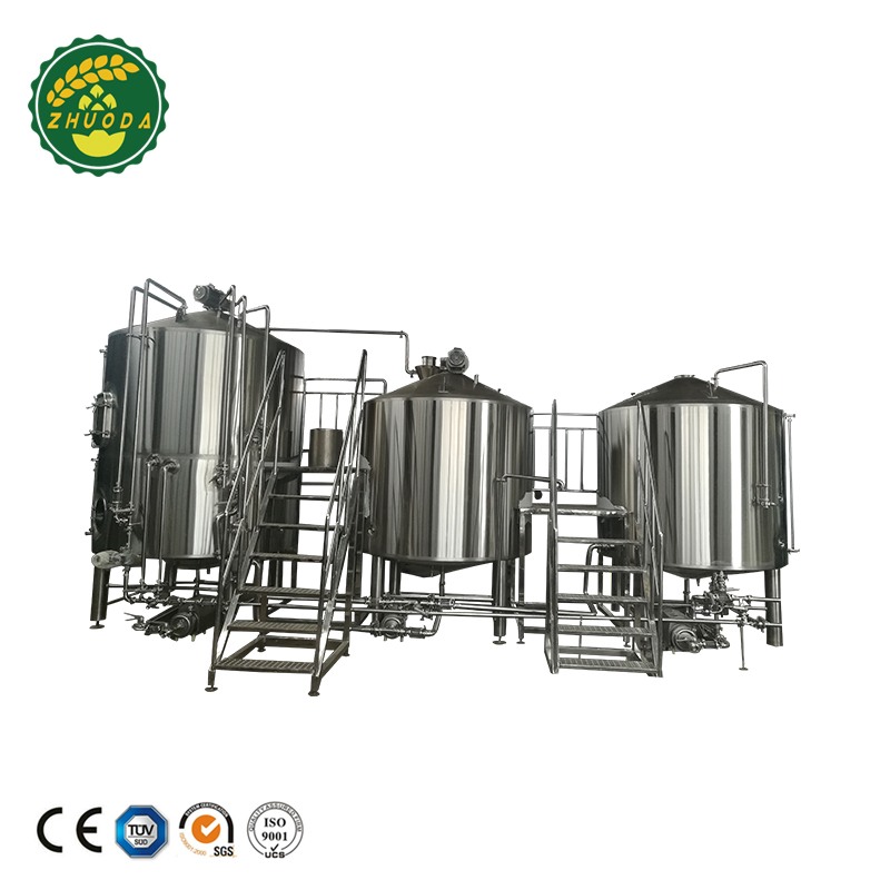Commercial Craft Beer Brewing Fermentation Tank Equipment Price