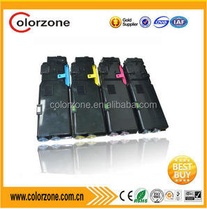 Toner Compatible For Dell 2665 C2660 Color Toner Cartridge, High Quality For Dell C2660/c2665 Color Laser Toner Cartridge