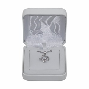 Fancy Design Gift Packaging Metal Jewelry Box For Necklaces