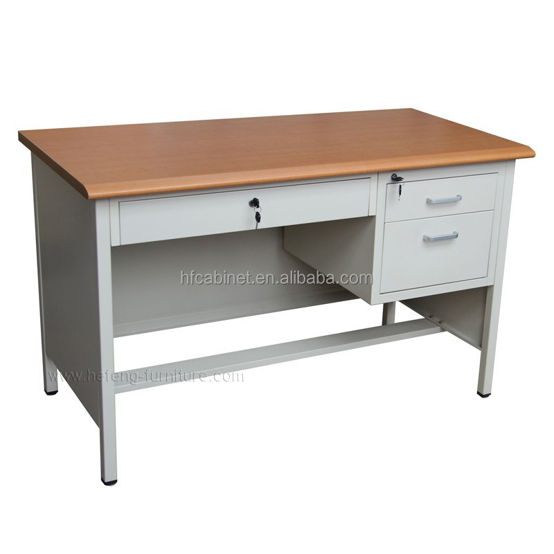 Engineering Steel Table/ Metal Desk/ Commercial Office Desk
