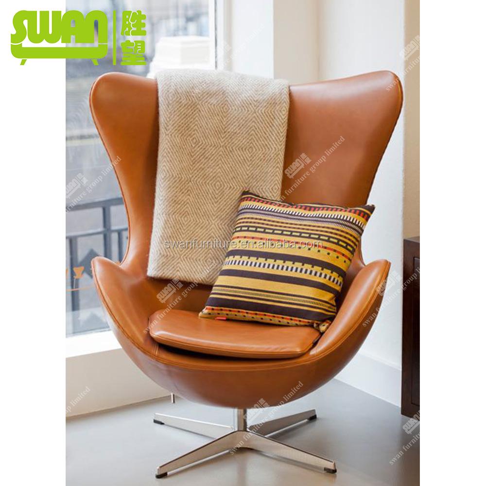 2139 muebles silla jacobsen huevo replica sillas para la for Silla huevo precio