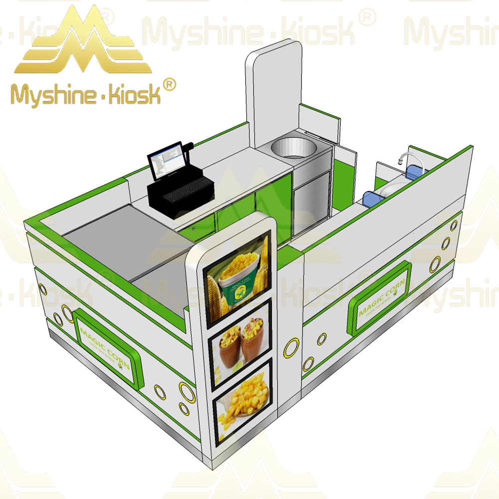 Popcorn Machine With Plywood Mall Kiosk Coffee Design Switch Wiring Diagram For 3 8 15