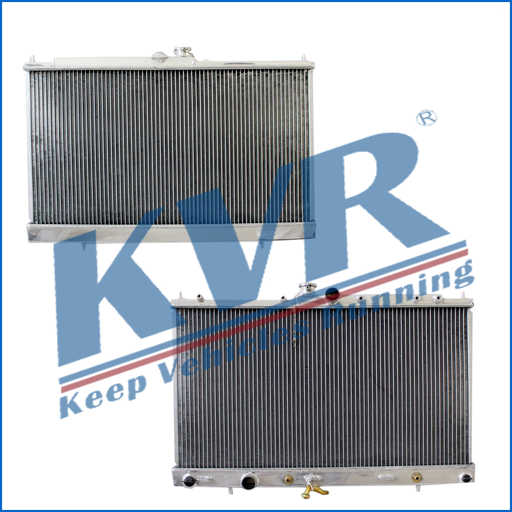 China Radiator For Lancer, China Radiator For Lancer Manufacturers ...
