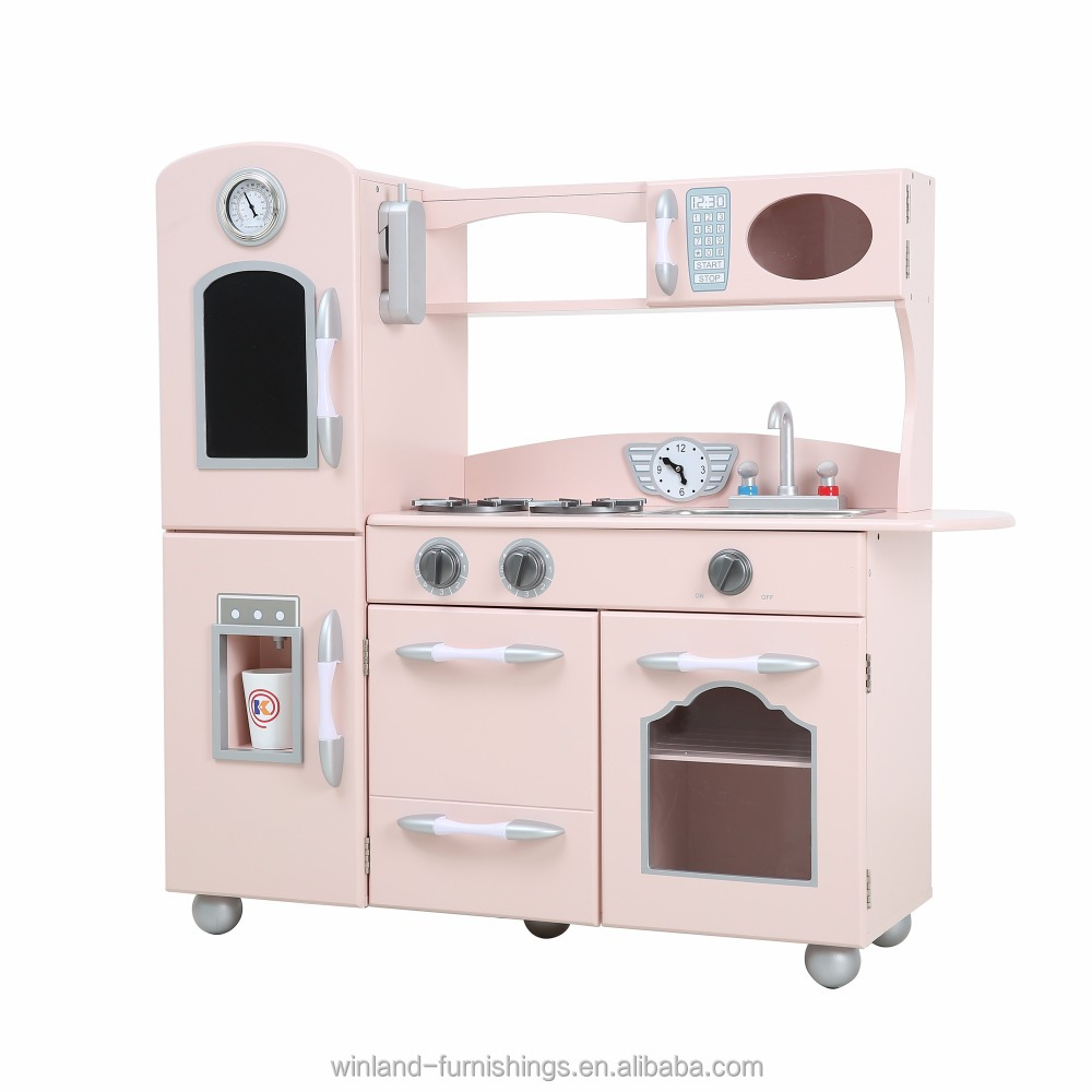 Teamson kids play kitchenpink buy kitchen toykitchen designkitchen set product on alibaba com