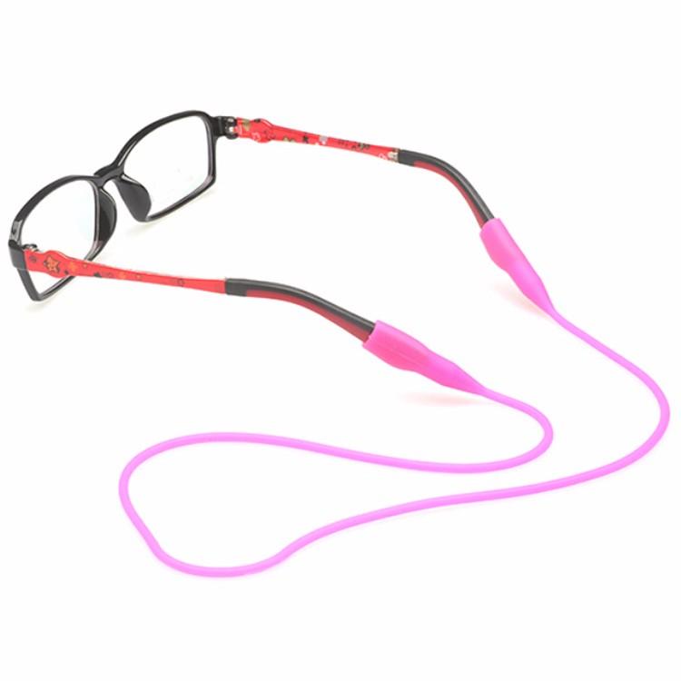 4312c1962e73 Silicone Eyeglasses Glasses Sunglasses Strap Sports Band Cord Holder for  Kids