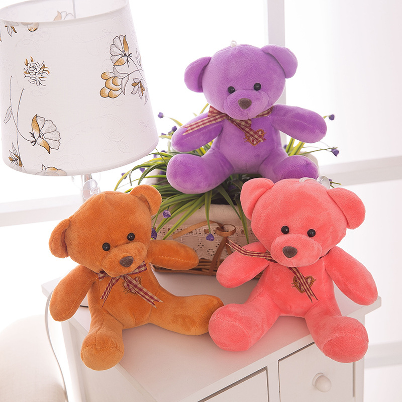 cute plush teddy bear stuffed toy Holiday gifts