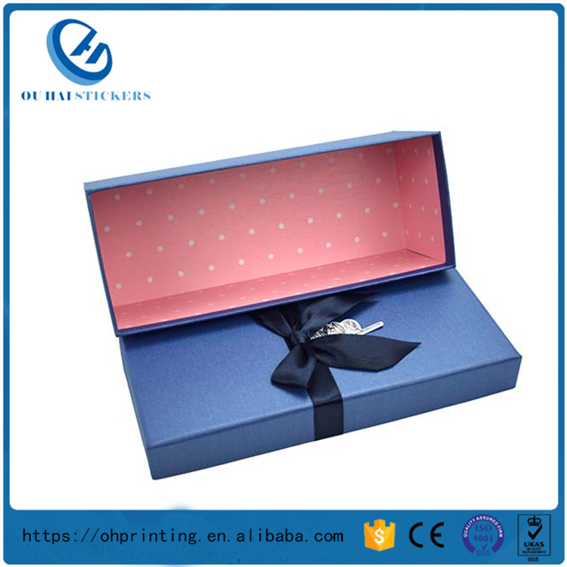 Factory Cheap Custom Material Paper Gifts Mystery Packaging Boxes