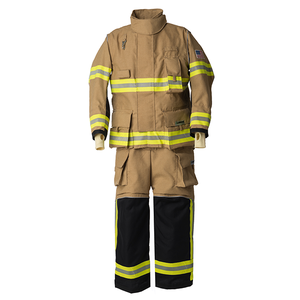 CE Certification firefighting clothes nomex Fireman suit 469