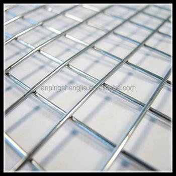 10 Gauge Galvanized Welded Wire Mesh/welded Wire Mesh Sizes/welded ...