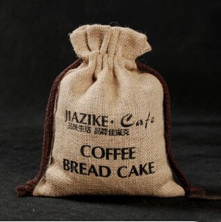 Sac de jute pour les grains de caf jute sac pour les - Sac de cafe en grain ...