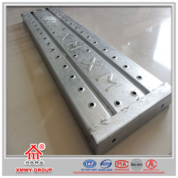 used aluminium scaffolding steel plank for building construction