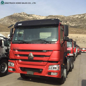 Right Hand Drive Prime Mover Hyundai Tractor Head Tractor Head for Sale Philippines