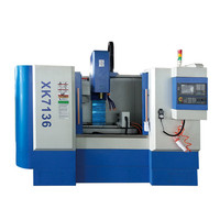 cnc vertical machining center price Factory 3 axis