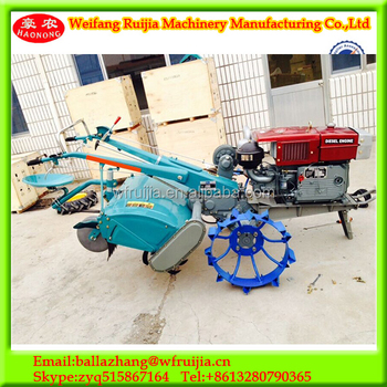 Made-in-china Diesel Haonong Manual Cultivator Power Tiller ...