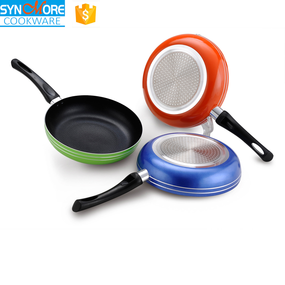 Aluminum Non-stick Fry Pan Of Induction Bottom