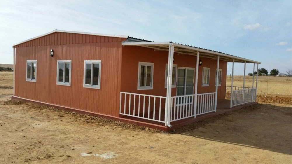 China Products Luxury Prefab House Prebuild Beautiful Home Price