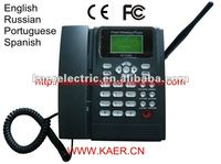 wireless desk phone FWP KT1000(130) GSM fixed phone