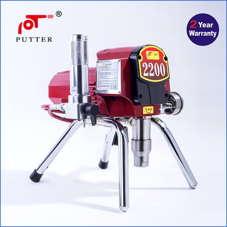 2016 Latest Made In China Pneumatic Airless Paint Sprayer On Sale ...