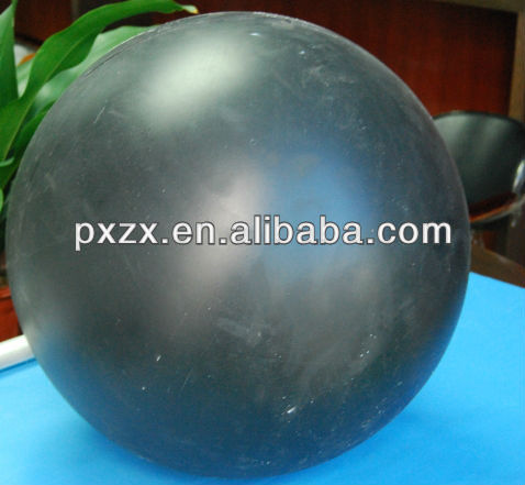 shaped mold balloon plastic ball
