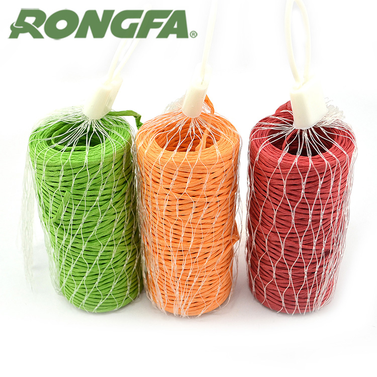 200meters roll twisted color paper rope craft paper rope