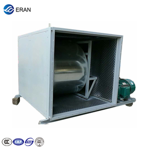 Fire Smoke Ventilation Single Gear Centrifugal Fans and Blowers for HVAC Systems