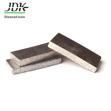 China manufacturer diamond tools granite stone cutting segment