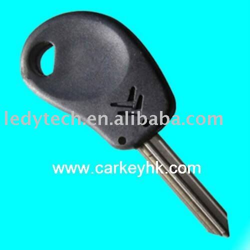 good quality Citroen X type transponder key with T5 transponder