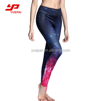 fb83cc80539c5 Run Sport Fitness / Custom Women Gym Workout Yoga Pants / Sportswear Yoga