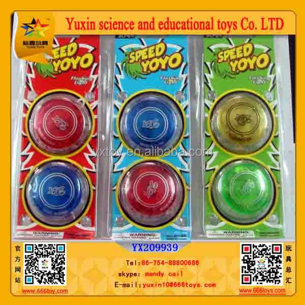 OEM plstic super high-speed yoyo ball