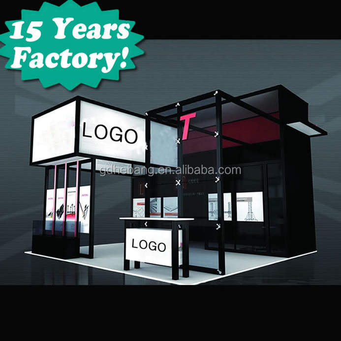 Exhibition Stand Clothes : Mobile exhibition stands for clothing and mobile phone from foshan