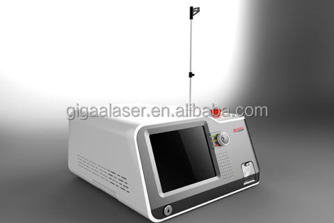 Vascular laser surgery varicose removal mini-invasive surgery instrument CE and FDA cleared laser