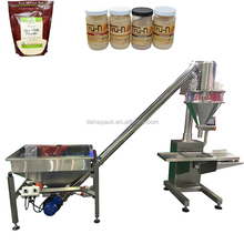 bleaching dry chemical detergent powder filling packing machine